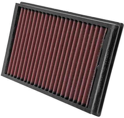K&N Air Filter No. 33-2877  Ford Focus II 1.6i (100/115 PS), 11/04/3/07